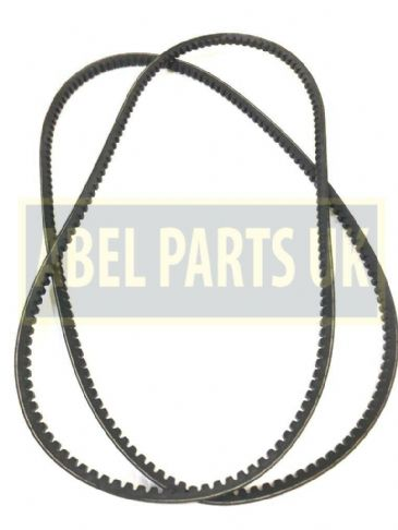 FAN BELT PAIR FOR JCB LOADALL 530, 540 (PART NO. 02/101327)
